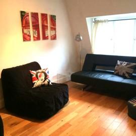 הדירה של מנדי בטרפלגר