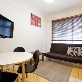 דירת  חדר שינה וסלון בטרפלגר מרכז לונדון