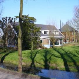 החווה של מריקה במרכז הולנד